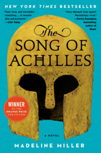 The Song of Achilles, by Madeline Miller